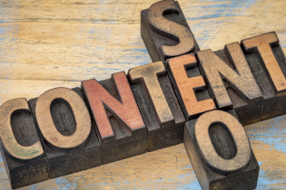 seo and content blocks